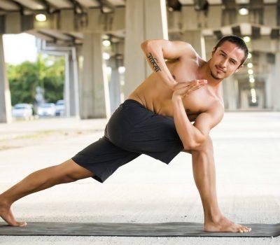 Power Vinyasa Yoga y Hatha Yoga Restaurativo