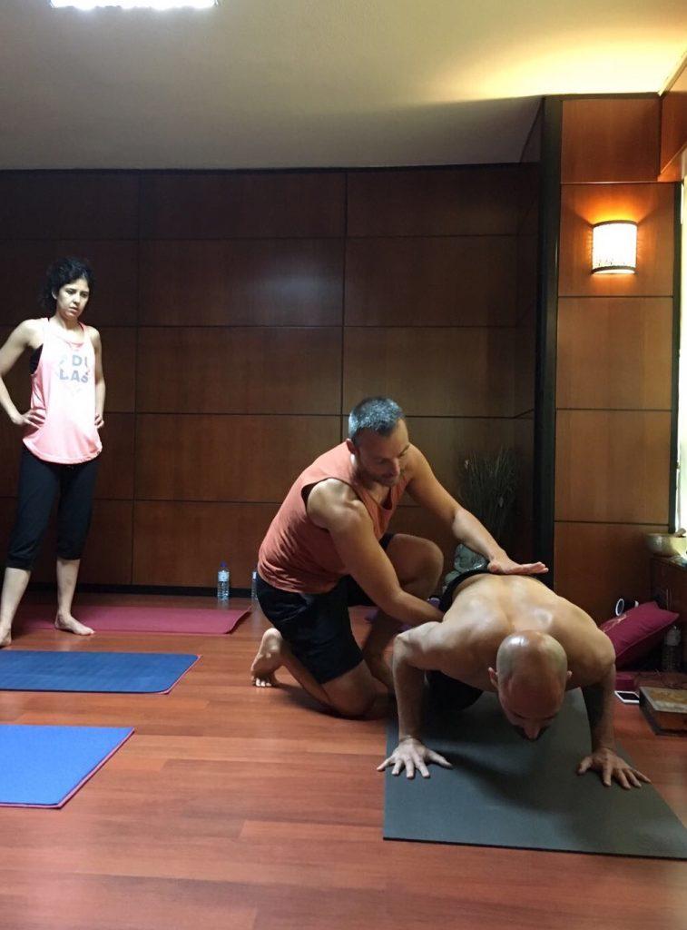Talleres de Inmersión Vinyasa Yoga