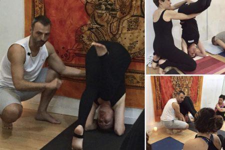 Formacion de instructores de Yoga