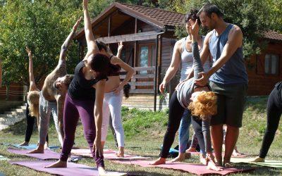 Formación de Profesores de Hatha Vinyasa Yoga y Meditación. Vinyasa Yoga Madrid. Escuela de Yoga Madrid.