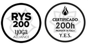 formación certificada de profesores de yoga