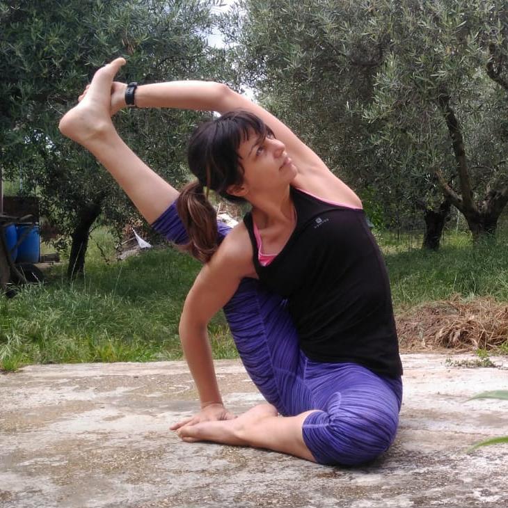 Verónica Millán Práctica Personal de Meditación