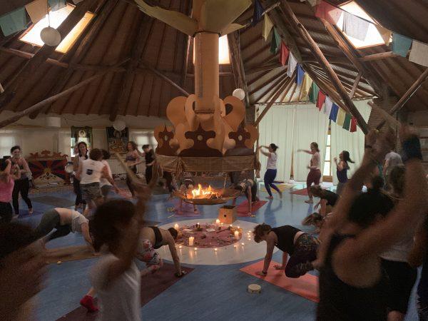 Retiro Yoga Solsticio de verano