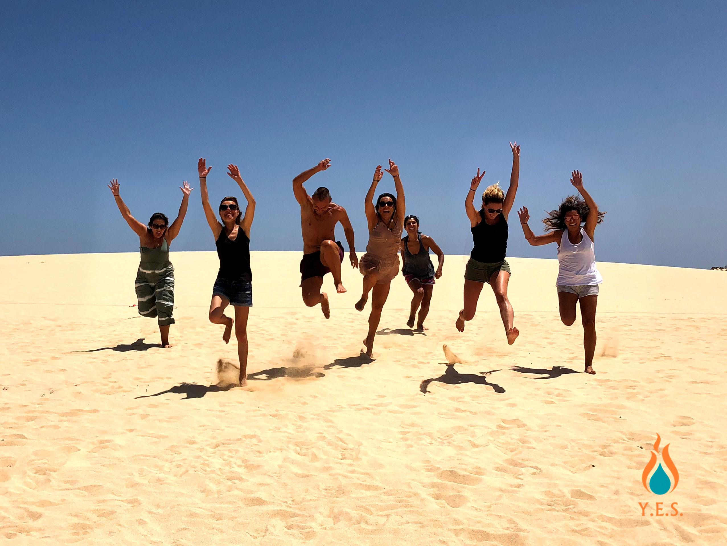 Yoga Evolution School - Retiros de Yoga, Formación de profesores de Yoga y Meditación