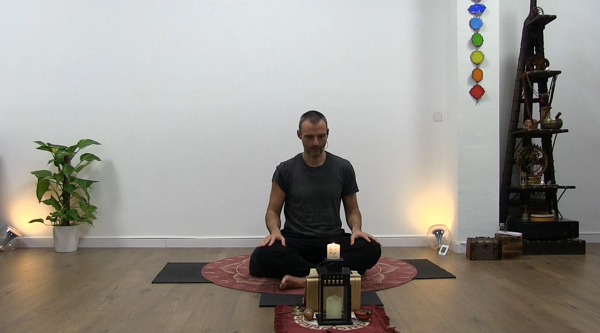 """Dejar de """"hacer"""" yoga para """"vivir"""" el yoga"""