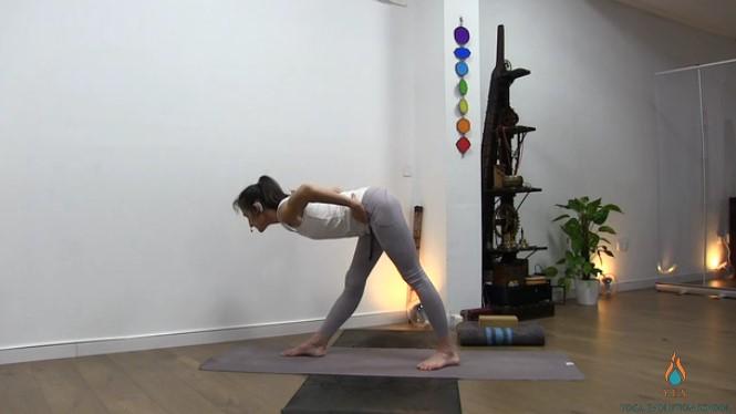 Consciencia en el cuerpo físico y en la respiración