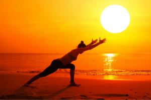 Videoclases grabadas de yoga y meditación