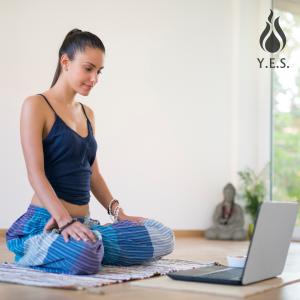clases grabadas yoga online videoteca