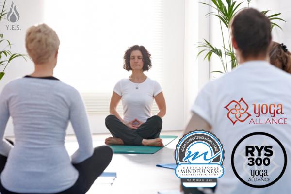 Formación certificada de profesores de yoga y meditación