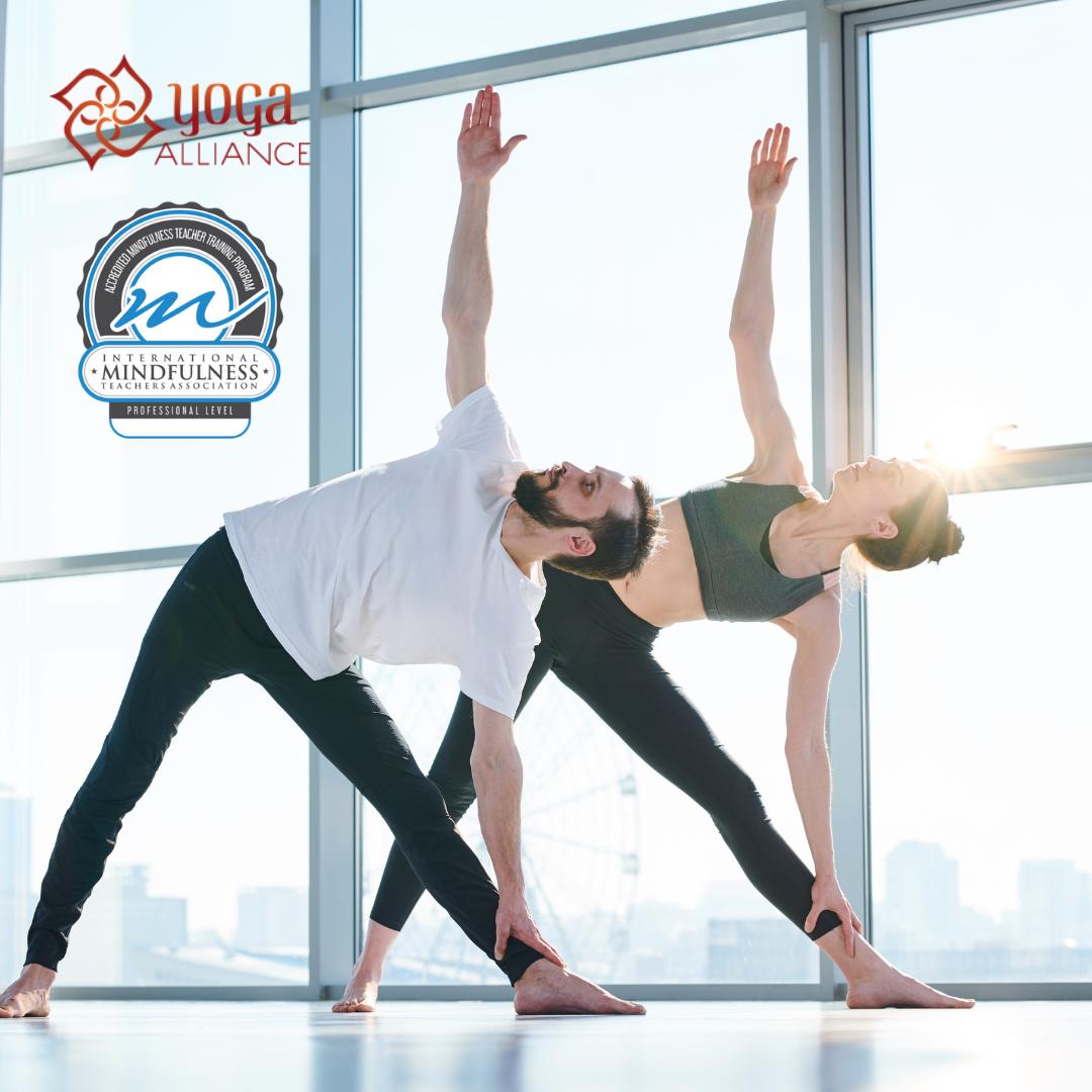 Formación de profesores de yoga y meditación