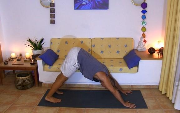 Yoga para el equinoccio de Otoño